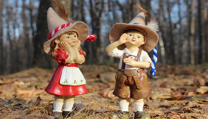Hansel And Gretel Real Story